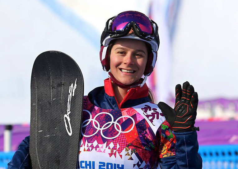 Four-time Winter Olympian Zoe Gillings-Brier announces support for blood cancer charity LMRUK