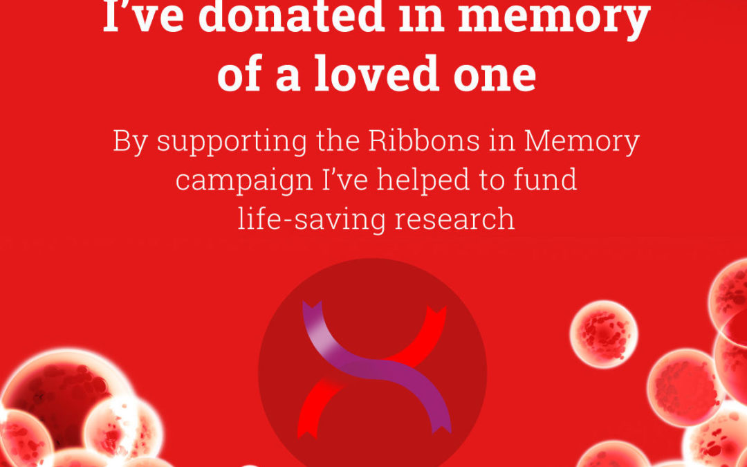 Donate in Memory Month –how can you get involved?