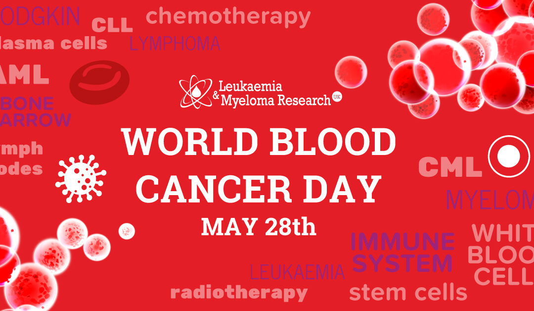 It's World Blood Cancer Day